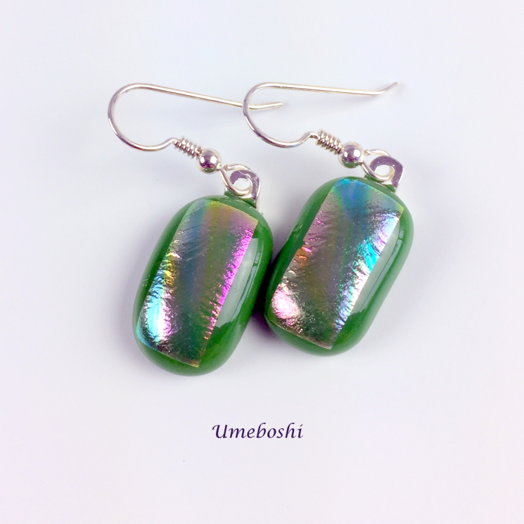 Earrings for St Patrick's Day